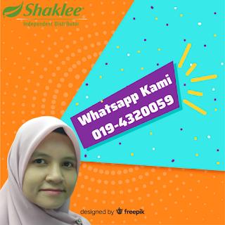 Whatsapp Vivix Shaklee