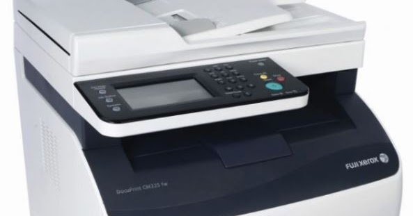 Fuji Xerox CM225FW Driver Download Windows 10 64-Bit - Xerox Driver