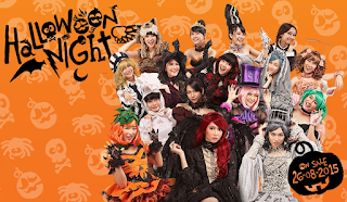 11th Single JKT48 - Halloween Night