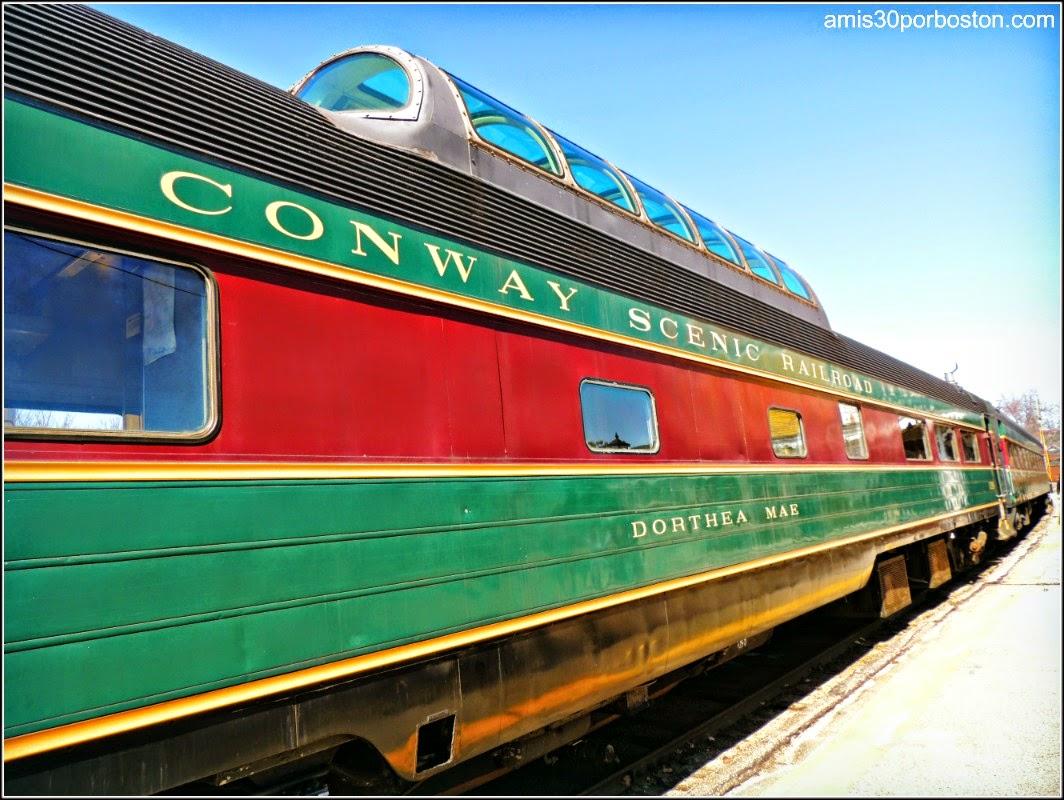 Conway Scenic Railroad: Una Vuelta por el Pasado