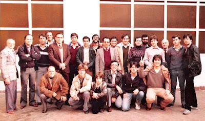 Equipos del C.C. Sant Andreu -Temporada 1981/82