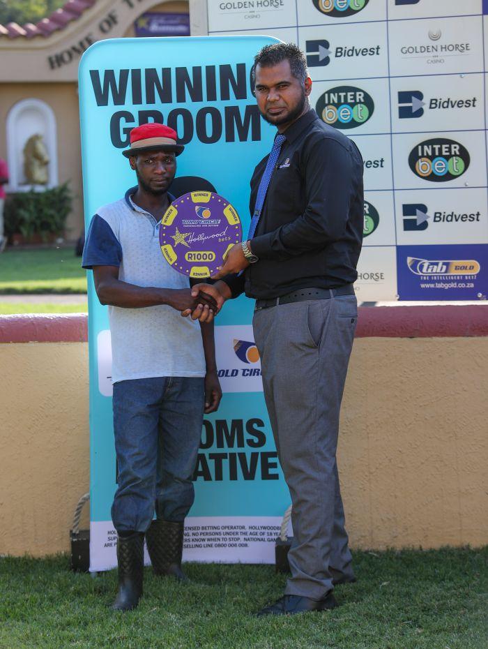 20200129 - Race 8 - Themba Lushaba - RISE
