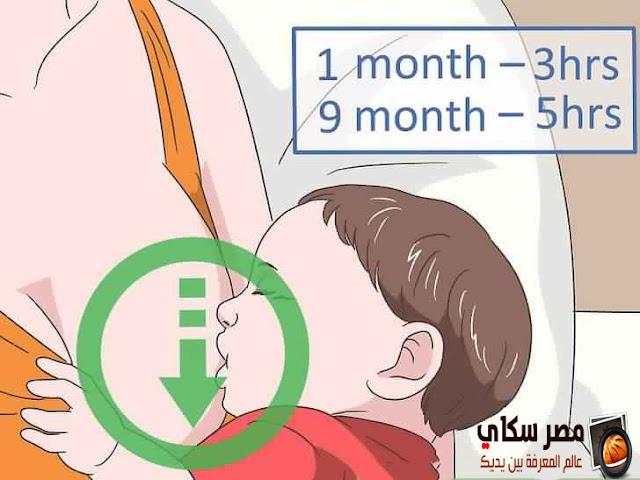أسباب آلام الرضاعة وتضخم الثديين وطرق العلاج Breast pain