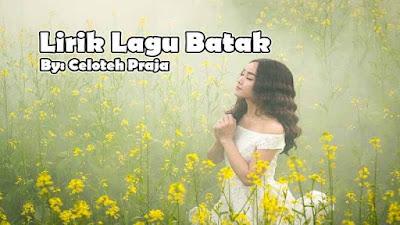 Lirik Lagu Tatap Ma Ari Na Naeng Ro  Marsada Band