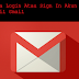 Cara Login Atau Sign In Akun Email Gmail