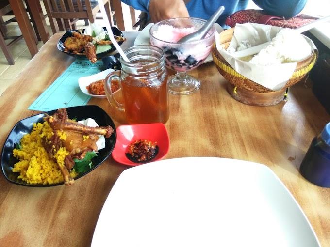 Tempat Makan (Enak) di Samarinda #2* Warung Makan  Bebek & Ayam Goreng Pak Ndut, Samarinda, Kalimantan Timur