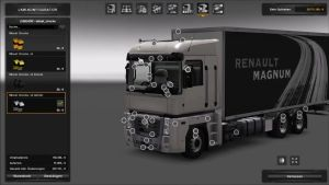 Truck - Renault Magnum V 16.05 for [1.26]