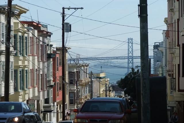 i80-baybridge サンフランシスコ-オークランドベイブリッジ