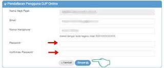 cara lapor pajak online lewat e filing