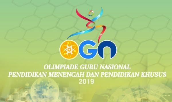 Pedoman OGN (Olimpiade Guru Nasional) 2019