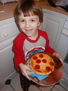 Montessori in the Kitchen