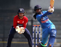 India Crash Out in Semifinal ICC Women's World T20