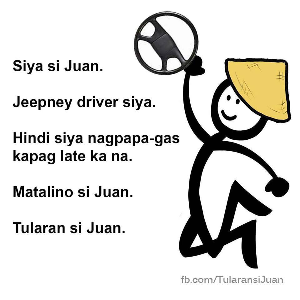 Tularan si Juan meme 8