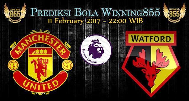 Prediksi Bola Manchester United vs Watford