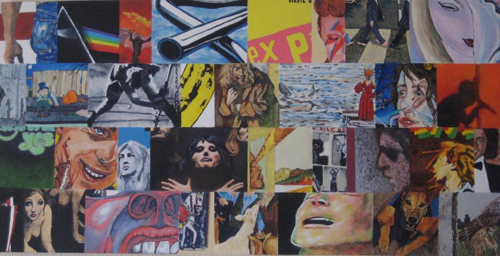 The Marple Leaf Vinyl Vision By Hazel Jones