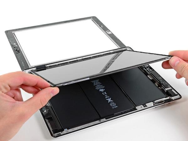 khi nào cần phải thay mới màn hình iPad 3