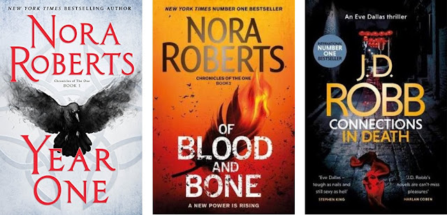 Nora Roberts - Chronicles of the One + JD Robb - Connections in Death