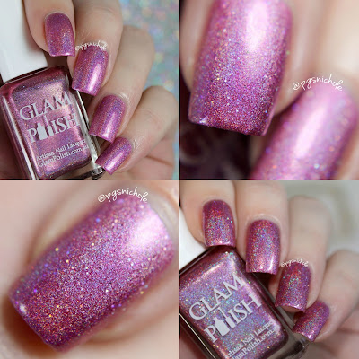 How to Marry a Millionaire by Glam Polish