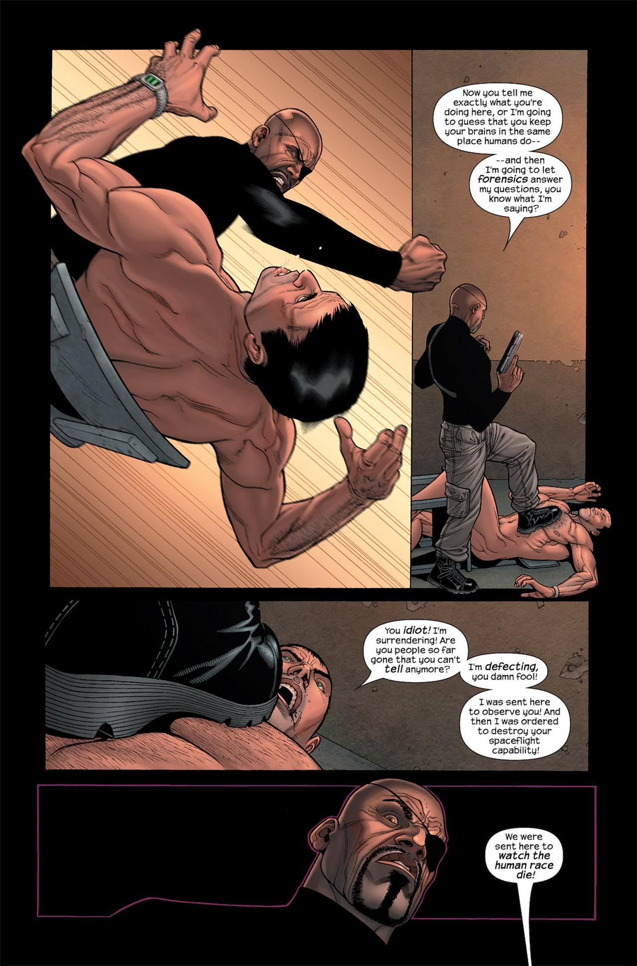 Read online Ultimate Secret comic -  Issue #2 - 13