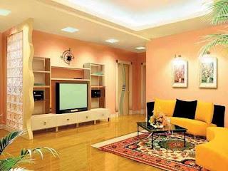 ديكورات وافكار غرف الجلوس المودرن الصغيرة المساحة بالصور