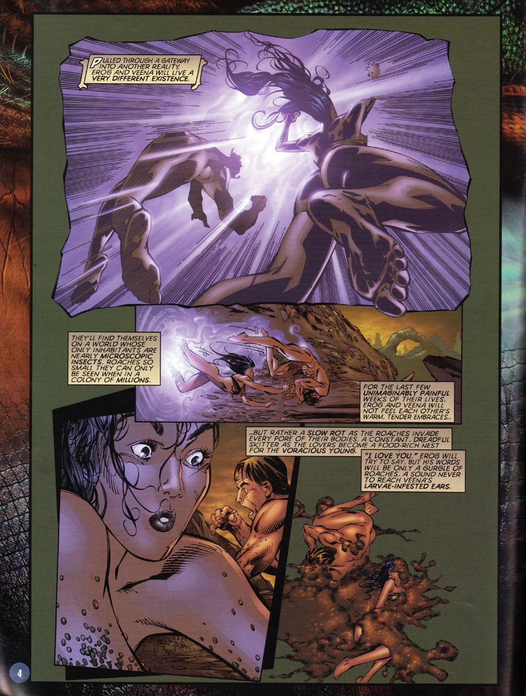 Read online Turok 2: Adon's Curse comic -  Issue # Full - 5