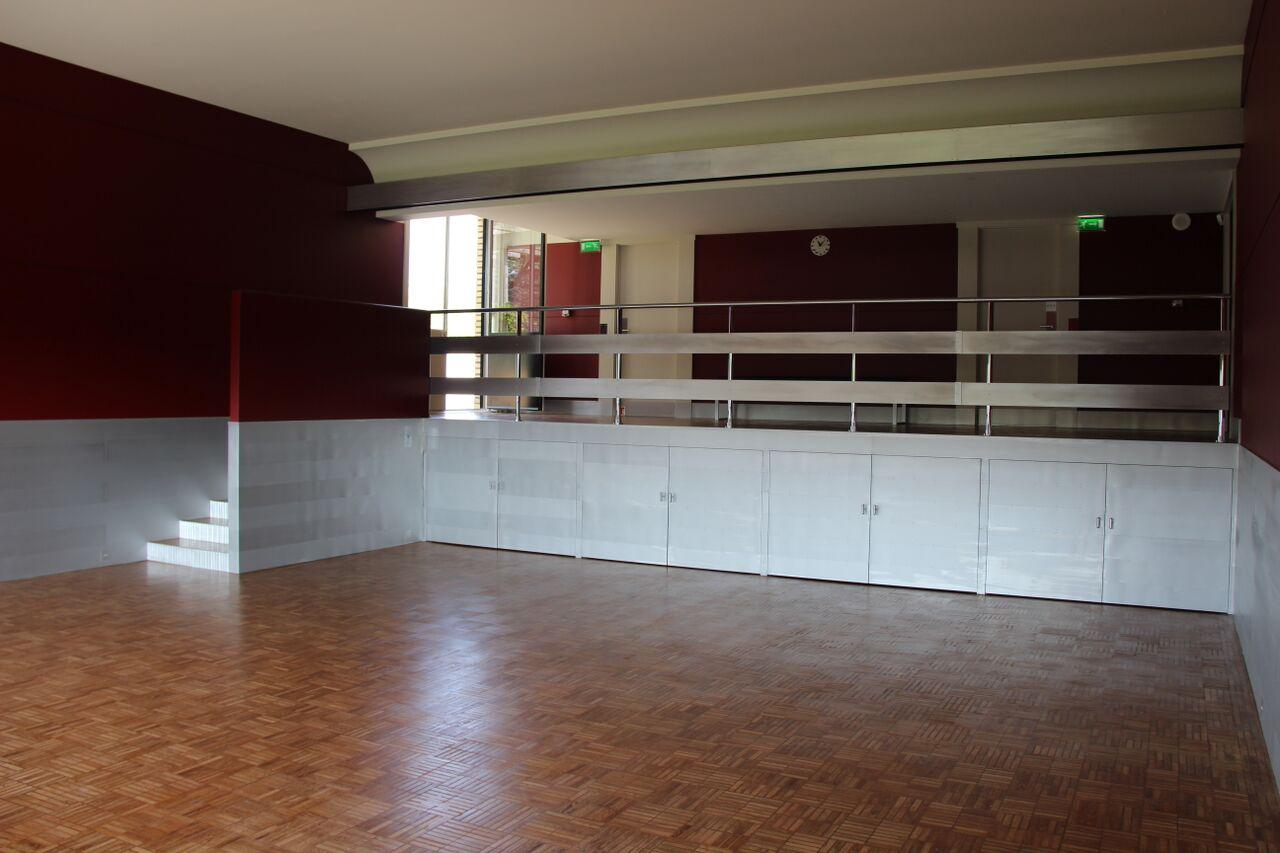 le blog des amis de la villa cavrois la salle de jeux des. Black Bedroom Furniture Sets. Home Design Ideas
