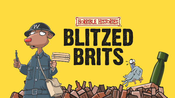 Horrible Histories: Blitzed Brits at IWMN