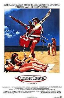 Summer Rental - Movie Review