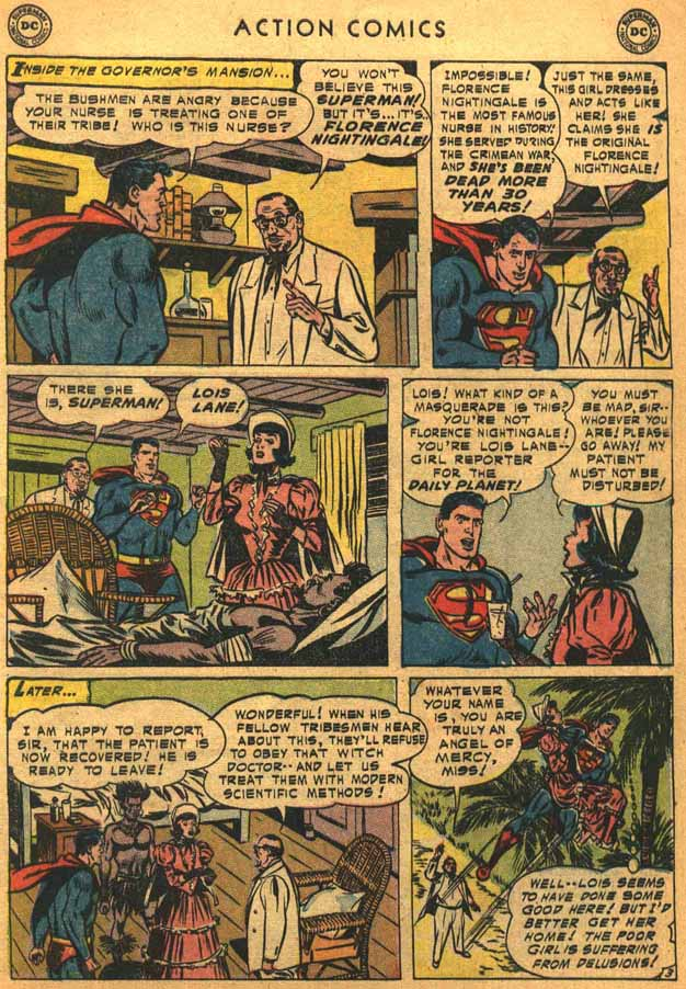 Read online Action Comics (1938) comic -  Issue #198 - 5
