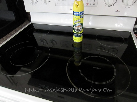 How To Clean A Gl Stove Top