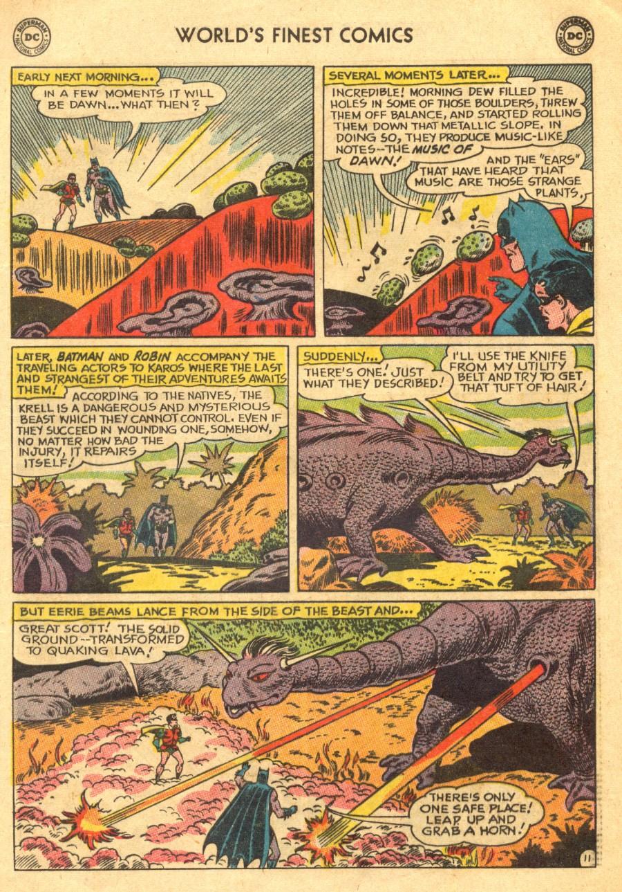 Read online World's Finest Comics comic -  Issue #130 - 13