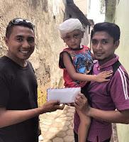 Bupati Bantu Rp10 juta untuk Muhammad Safril