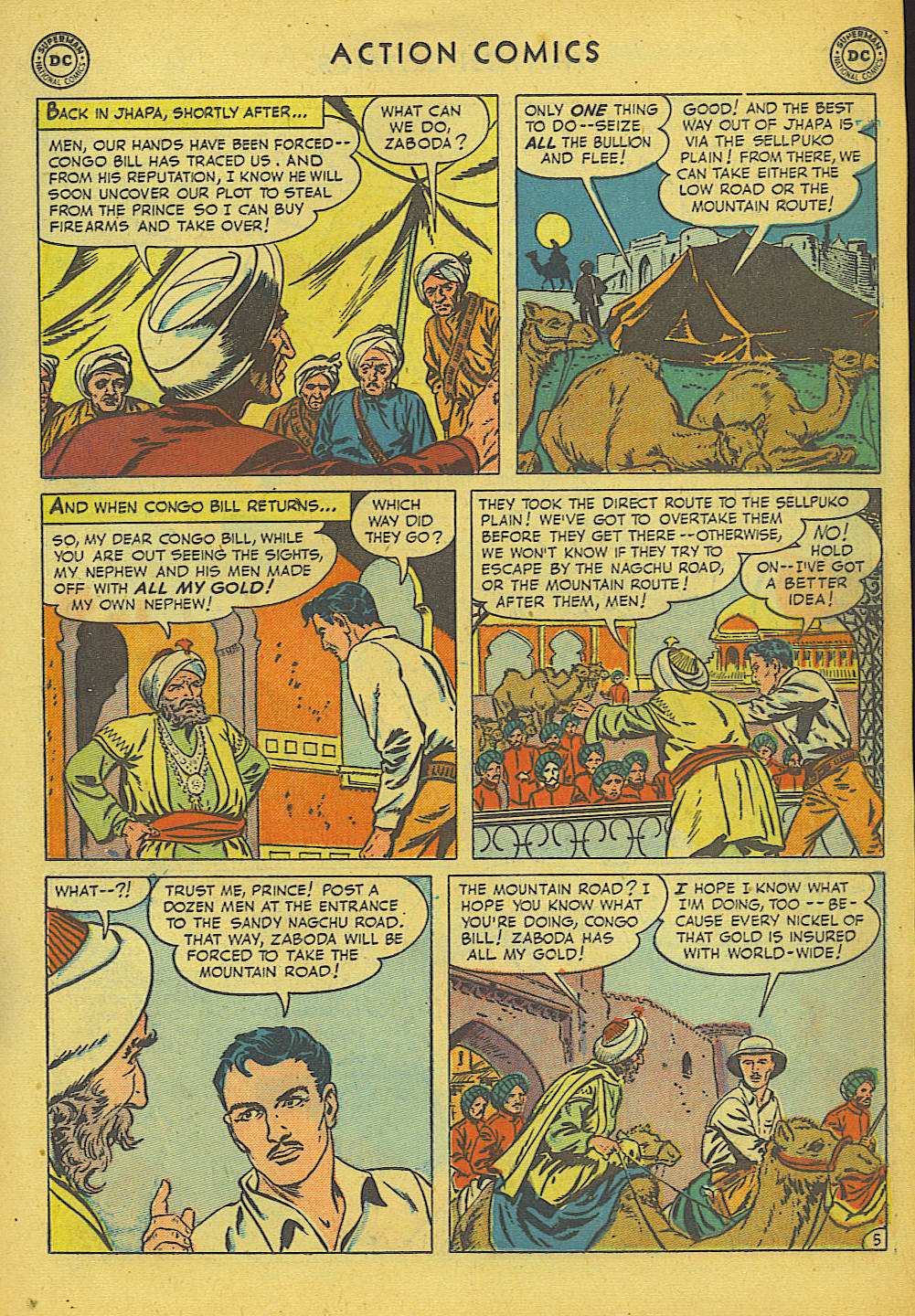 Read online Action Comics (1938) comic -  Issue #157 - 18