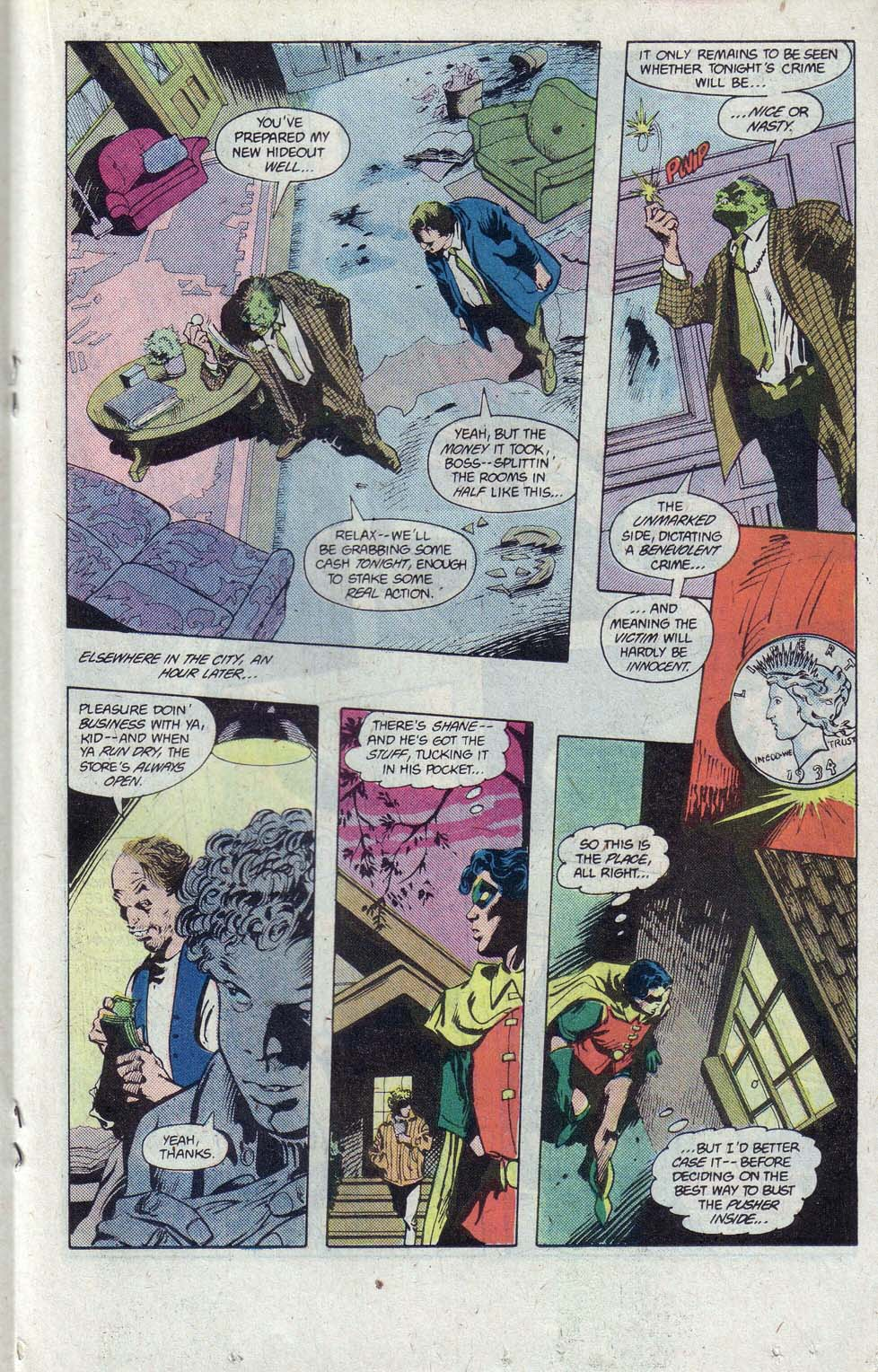 Detective Comics (1937) 563 Page 17