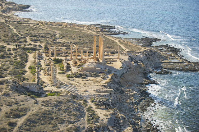 UNESCO calls for ceasefire, protection of archaeological sites in Libya's Sabratha