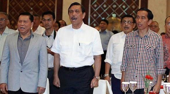 Surat SBY Cara Ampuh Akhiri Tuduhan Luhut dan Hendro