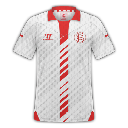 CP Mockups: Sevilla Home 2013/2014 - Warrior Sports