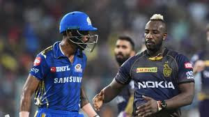 KKR vs MI 47th match IPL 2019 highlights, Blast by Russell and Hardik Pandya