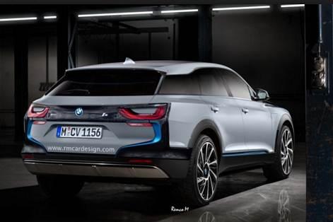 2020 Bmw I6 Crossover Auto Bmw Review