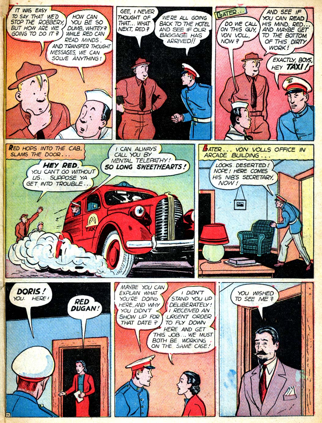 Read online All-American Comics (1939) comic -  Issue #2 - 9