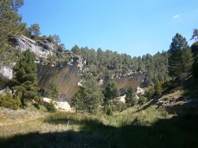 La Hoz del Río Tejadillos (Cuenca)
