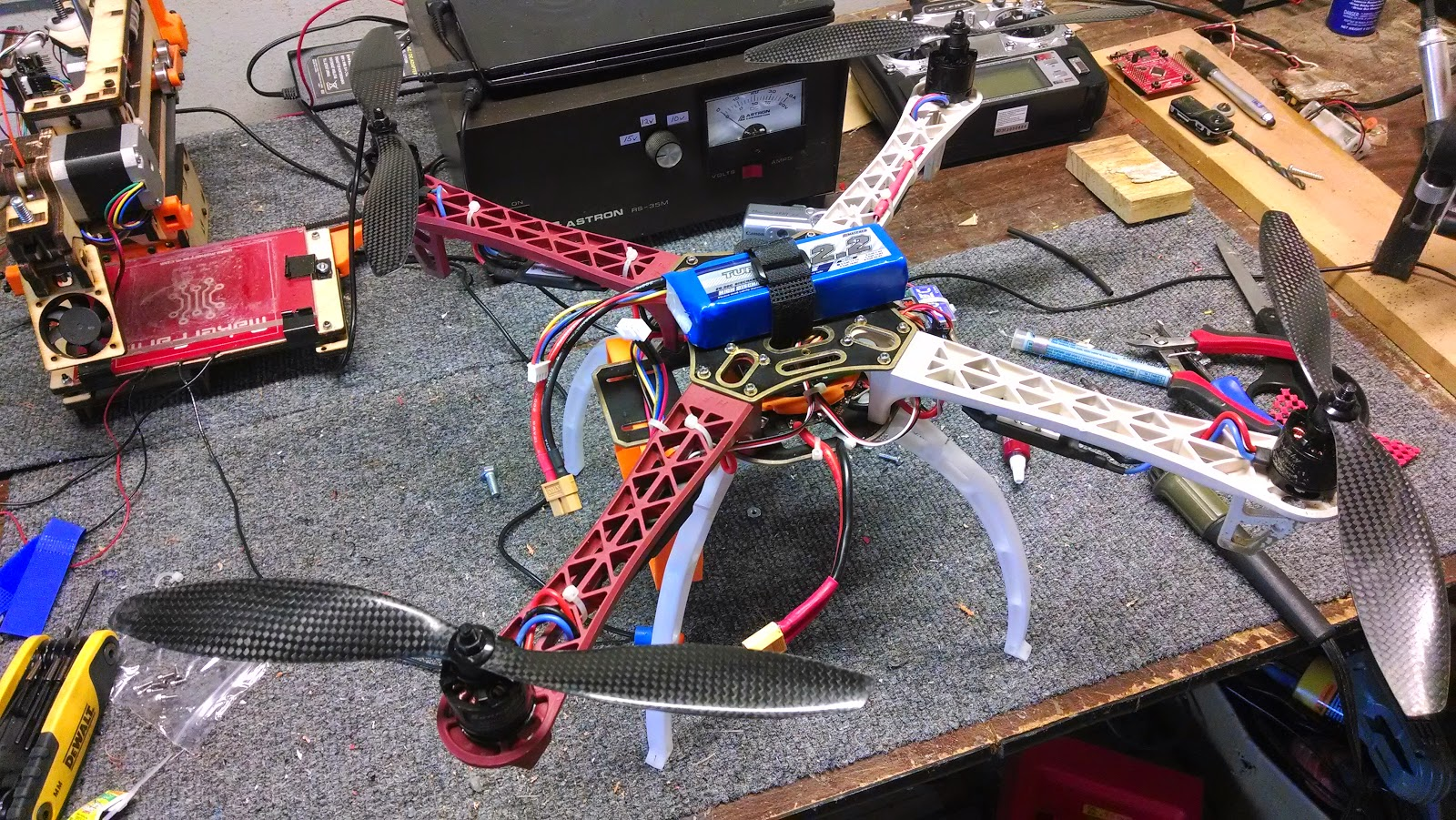 One of my ESCs was dead on arrival. I didn't find it until the kit was 90%  built. I couldn't return the whole kit, and even returning the dead ESC to  China ...