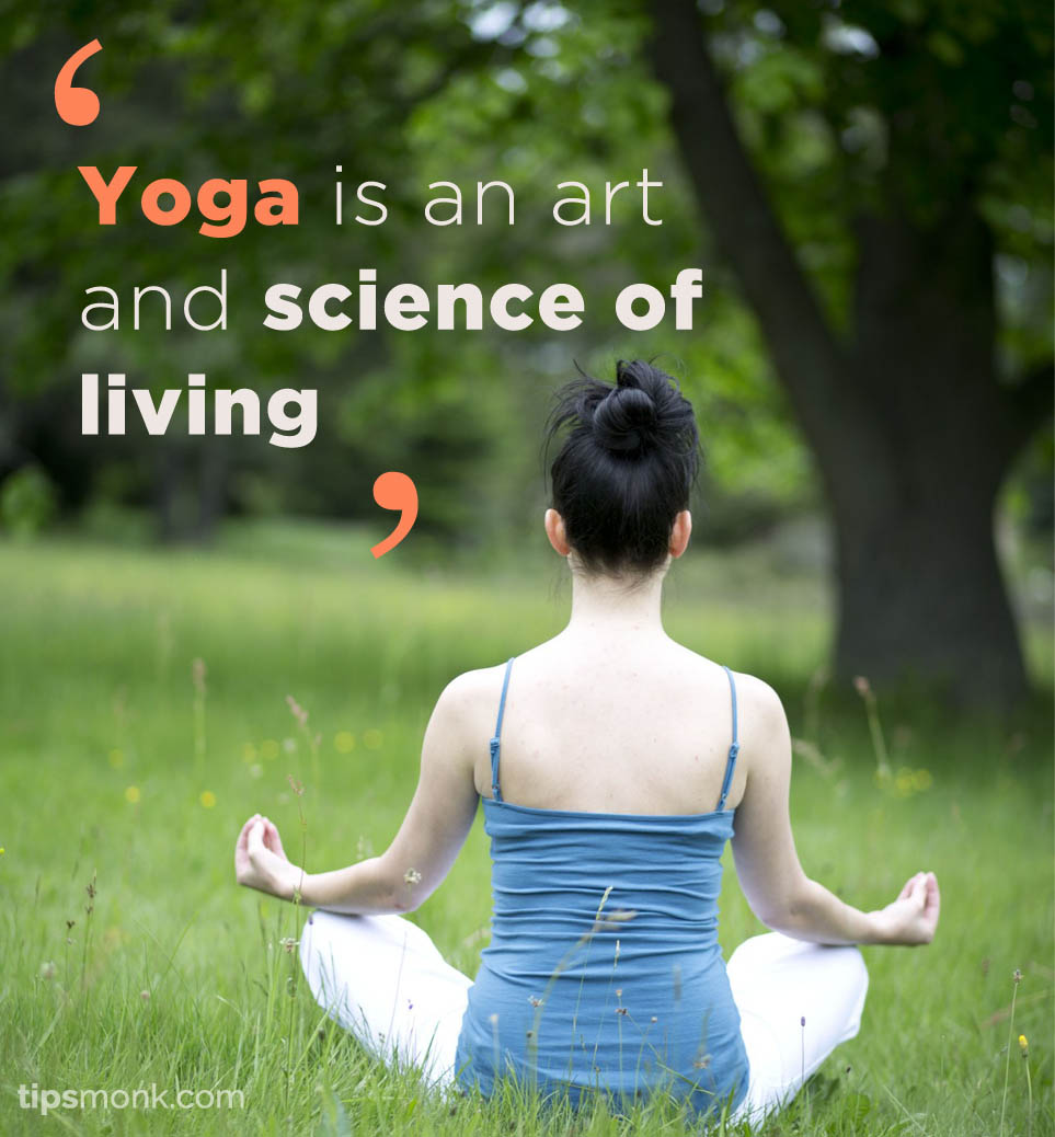 Best Yoga Quotes Pictures - Tipsmonk