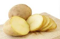 cara memutihkan ketiak dengan menggunakan kentang
