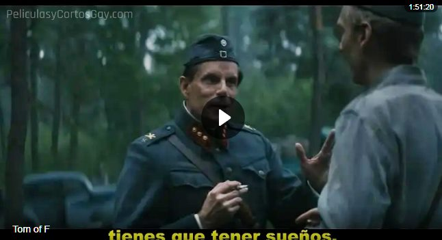 CLIC PARA VER VIDEO Tom de Finlandia - Tom of Finland - PELÍCULA - Finlandia - 2017