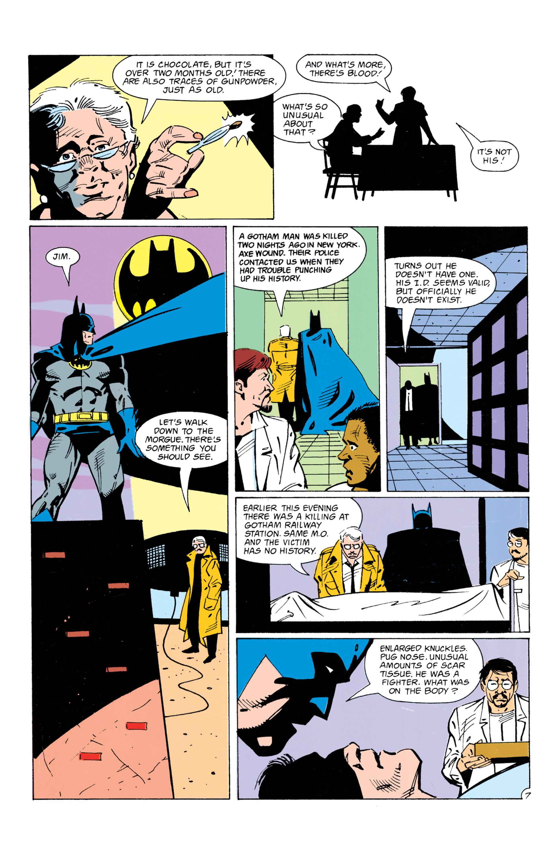 Detective Comics (1937) 634 Page 7