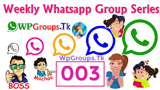 [Part-003] Adult, Funny, Hindi, Tamil and Malayalam WhatsApp Group Link List