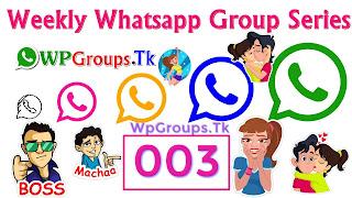 [Part-003] Adult, Funny, Hindi, Tamil and Malayalam WhatsApp Group Link List