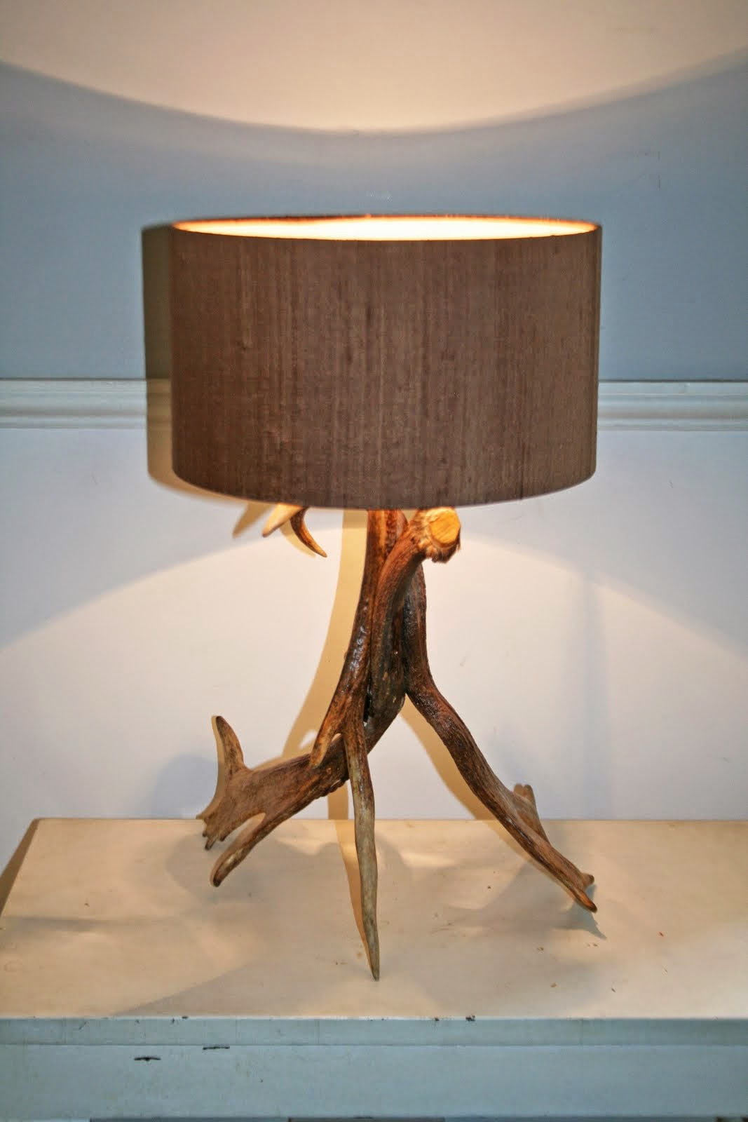 Antler Table Lamp - to order