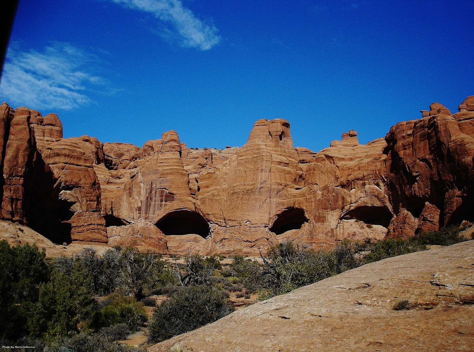 The Southwest Through Wide Brown Eyes Arches National